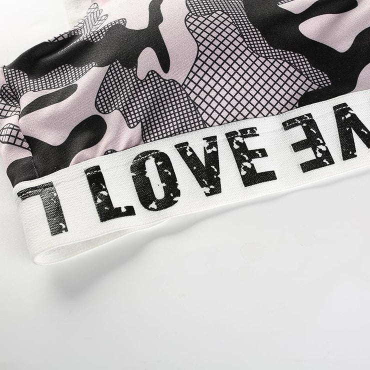 """LOVE"" TWO-PIECE"