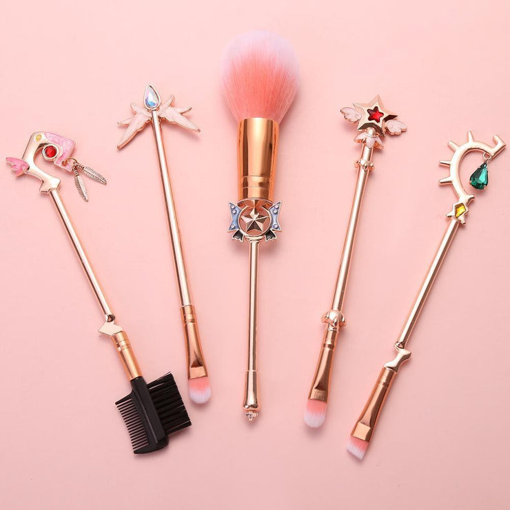 """MAGIC WAND"" MAKEUP BRUSHES"