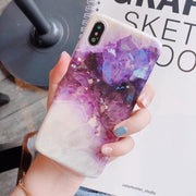 """CRYSTALINE"" IPHONE CASE"