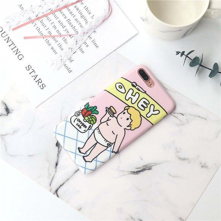 """BABY"" IPHONE CASE"