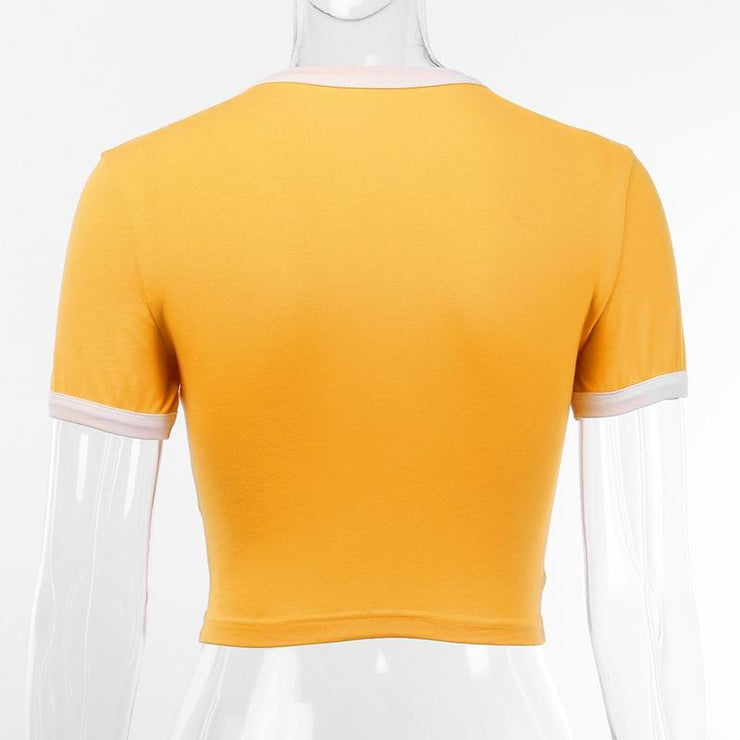 """UNAVAILABLE"" CROP TOP"