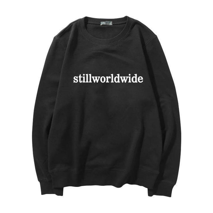 """STILLWORLDWIDE"" SWEATER"