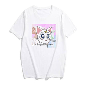 """SAILOR MOON ARTEMIS"" T-SHIRT"