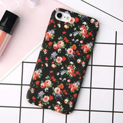 """FLORAL"" IPHONE CASE"