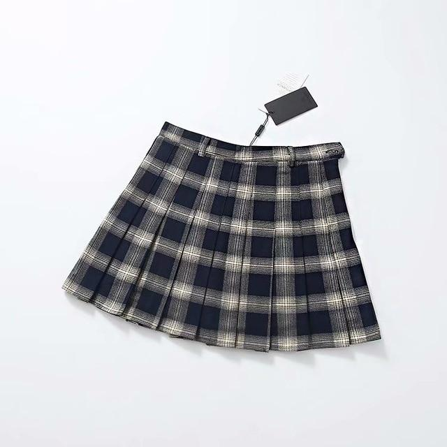"""PUNK PRINCESS"" PLEATED SKIRT"