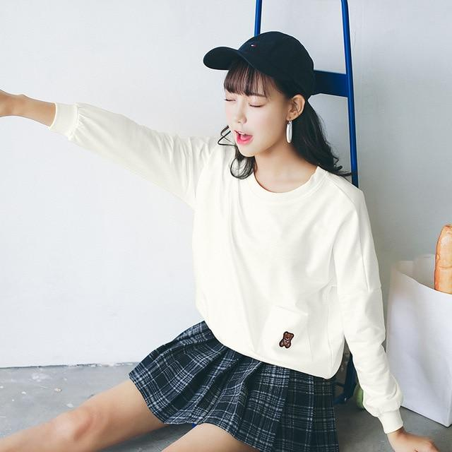 """BEAR & ME"" SWEATER"