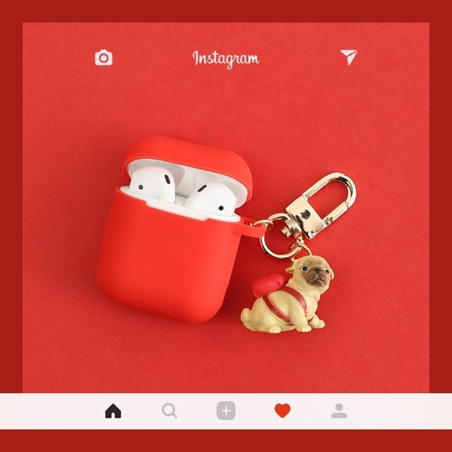 """PUPPY CHARM"" AIRPOD CASE"