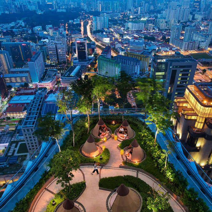 Where to meet your client in Singapore?
