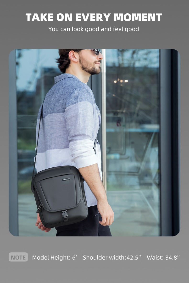 shoulder bag for men