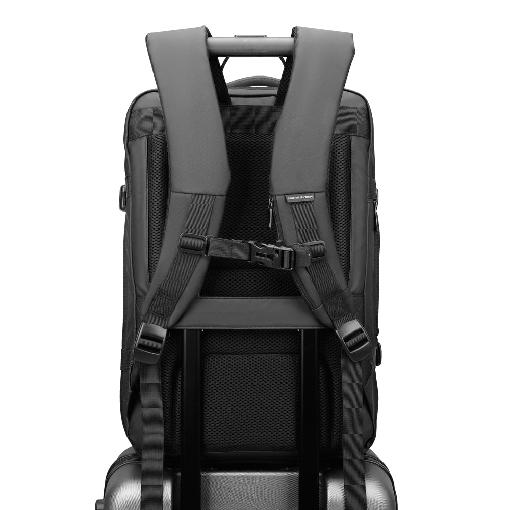 travel suitcase laptop backpack