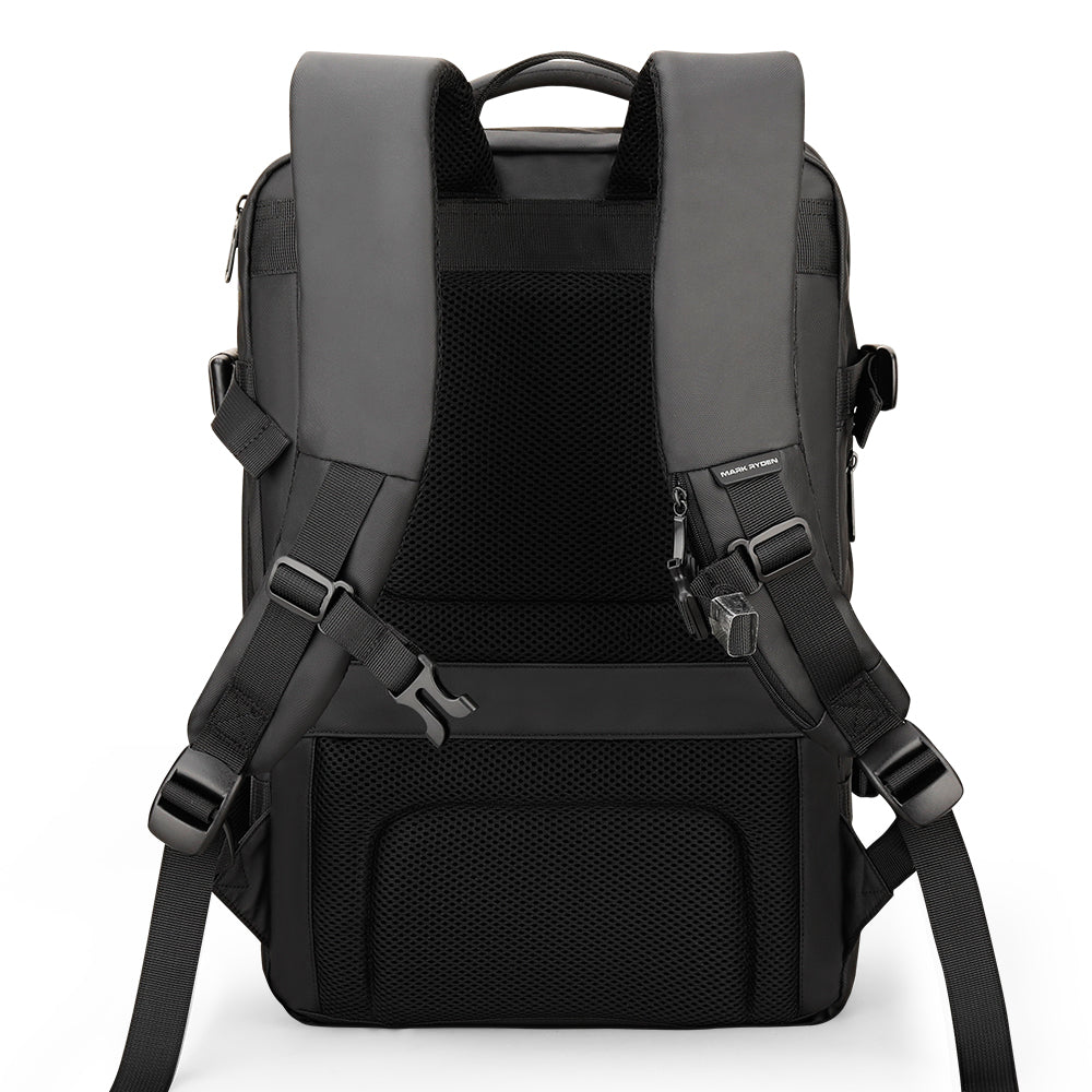 comfortable large laptop backpack