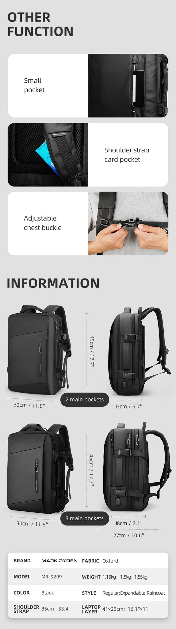 best laptop backpack sale