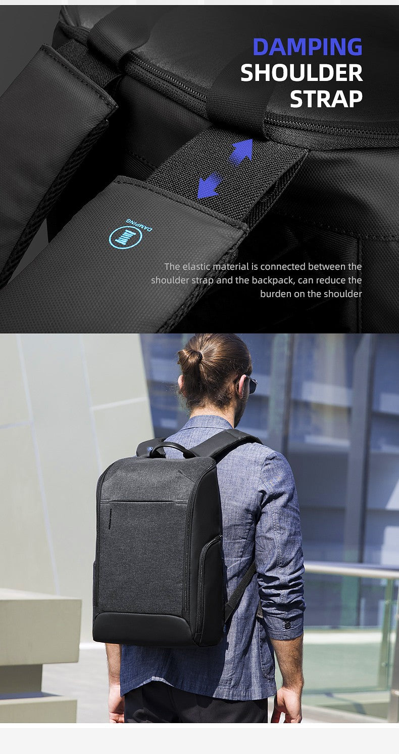 comfortable laptop backpack