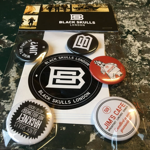 BSL Sticker & Badge Pack