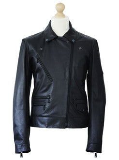 BSL Leather Jacket - BS02 ( Nappa )