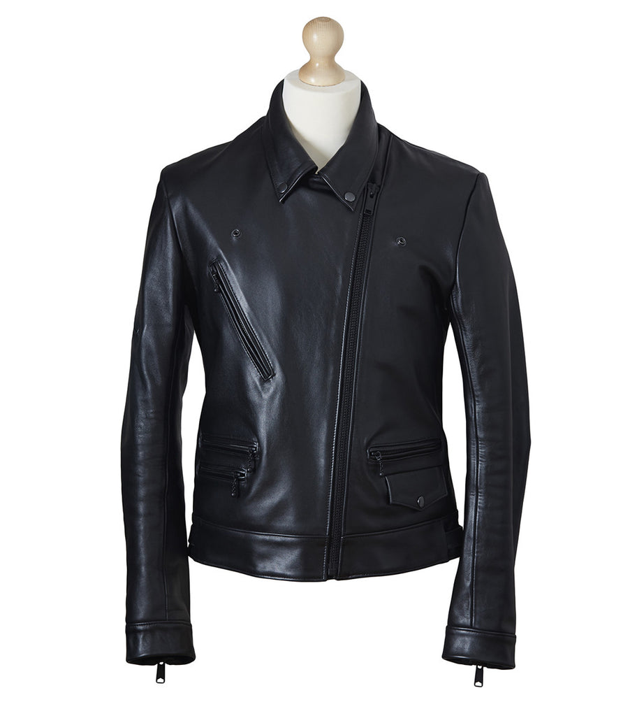 BSL Leather Jacket - BS02