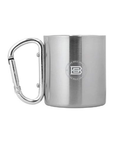 ENGRAVED ISOLATING CARABINER MUG