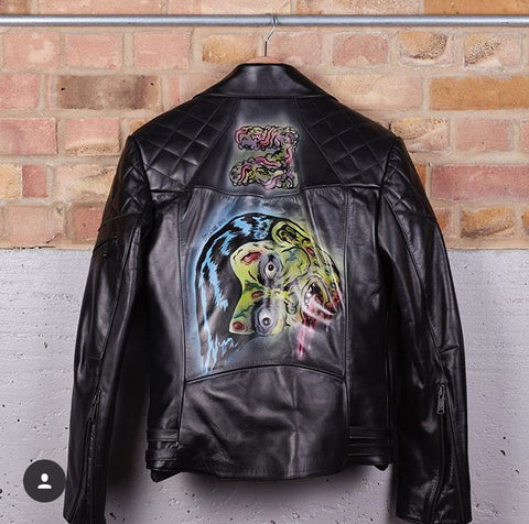 JACKET ART BY STEVIE GEE