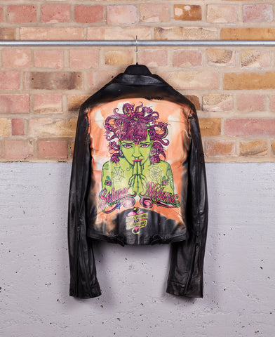 JACKET ART BY GRAFFIK VIOLENZ (DINGUS HUSSEY