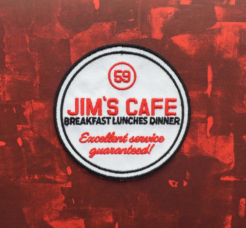 BSL & Jim's Cafe Patch Set