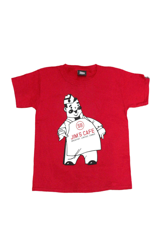 JIM'S CHEF KIDS TEE