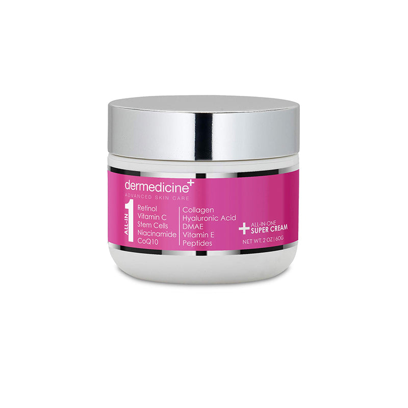 All-In-One Super Anti-Aging Face Cream