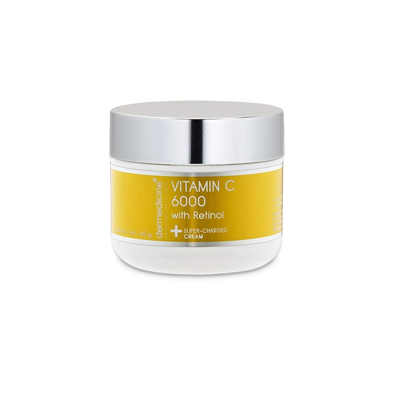 Vitamin C 6000 Super-Charged Face Cream (4456249950344)