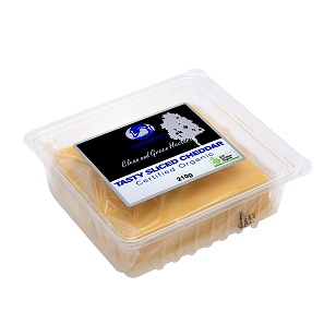 Barambah Sliced Cheese