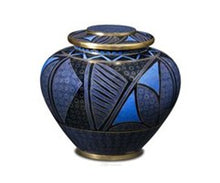 Load image into Gallery viewer, Lapis Anaszai Cloisonné Urn