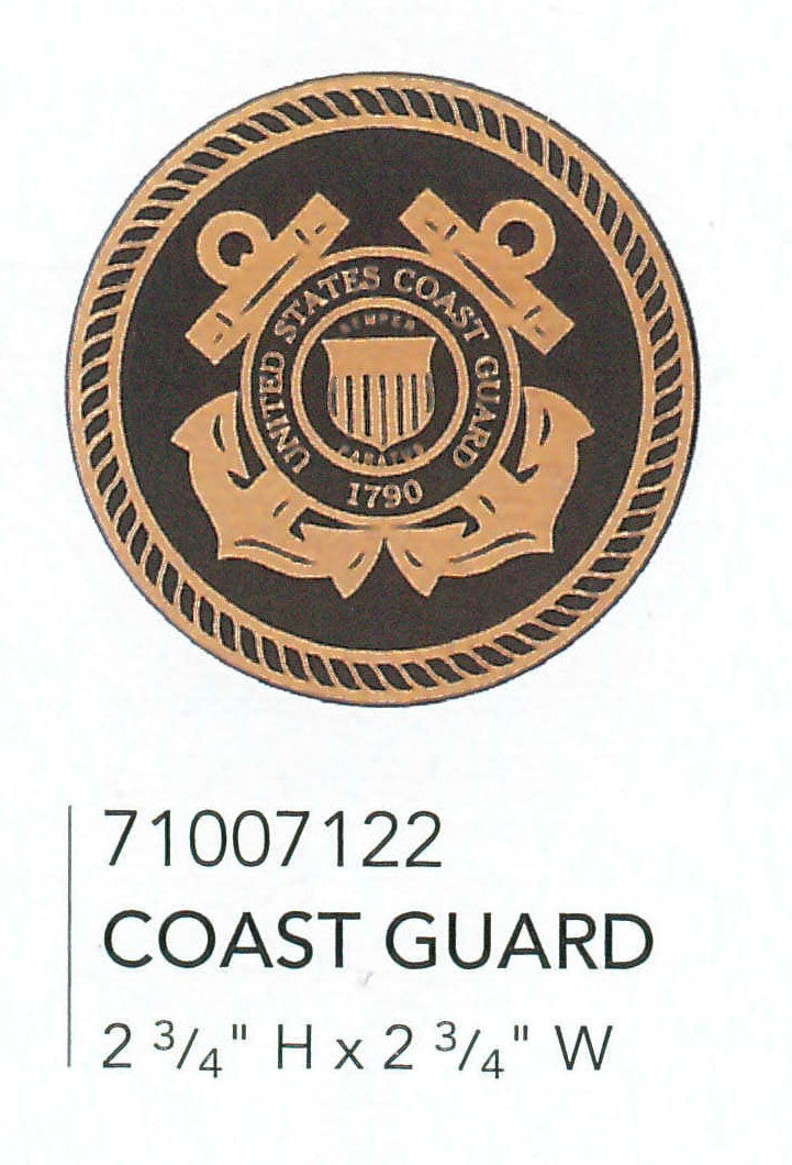 Coast Guard Applique