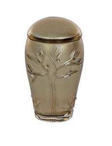 Golden Tree of Life Urn