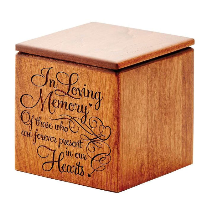 In Loving Memory Keepsake Urn