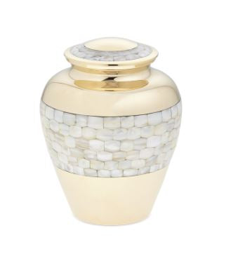 Mother of Pearl Elite Urn