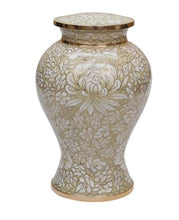Load image into Gallery viewer, Opal Cloisonné Urn