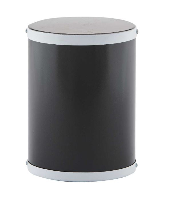 Gunmetal Tin Urn