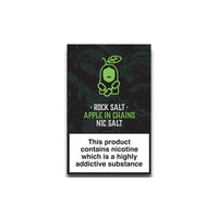 Rock Salt By Alfa Labs - 10mg Nic Salts - Eliquids