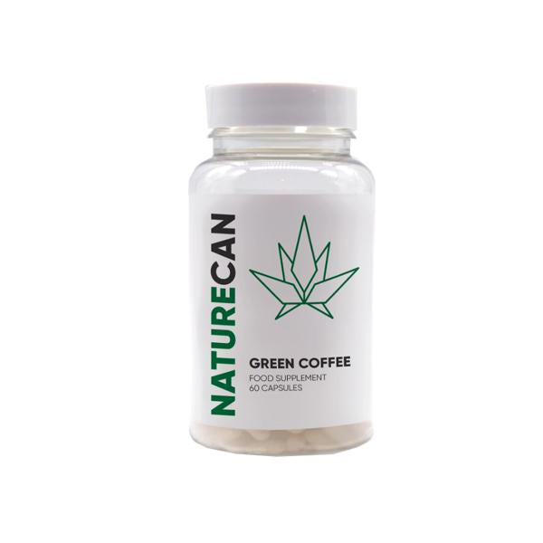 Naturecan Green Coffee Extract 60 Capsules - Vape Daze