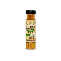 Sun State Hemp 250mg CBD Honey Sticks - 25 Sticks