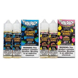 Candy King Bubblegum Edition Twin Pack - 2 x 50ml Shortfill - Eliquids - Vape Daze