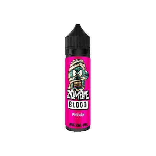 Zombie Blood - 50ml Shortfill - Eliquids - Vape Daze