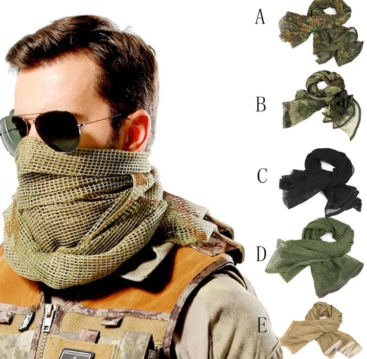 FREE SHIPS FROM USA USPS(4-7 days)/2020 NEW HIGH QUALITY MILITARY BREATHABLE SCARF
