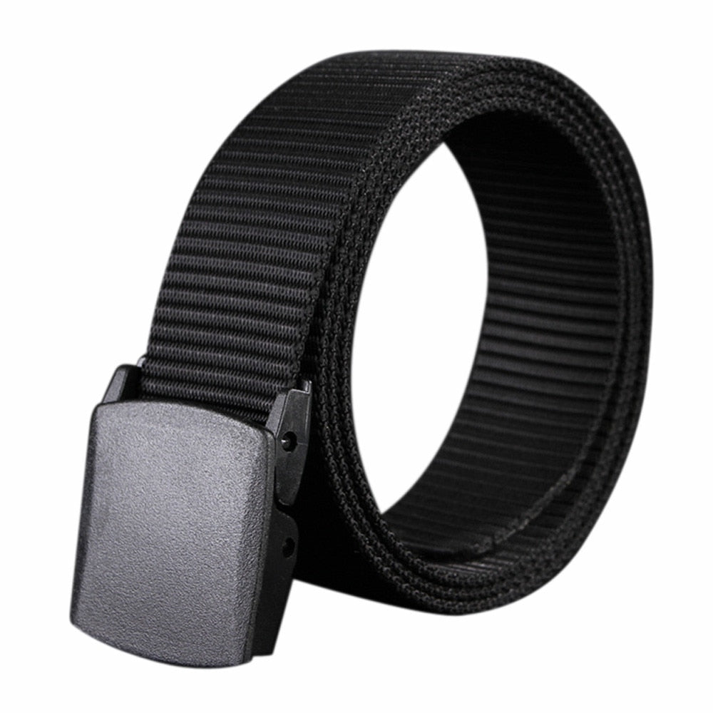 NEW MEN ARMY TACTICAL ADJUSTABLE BELT