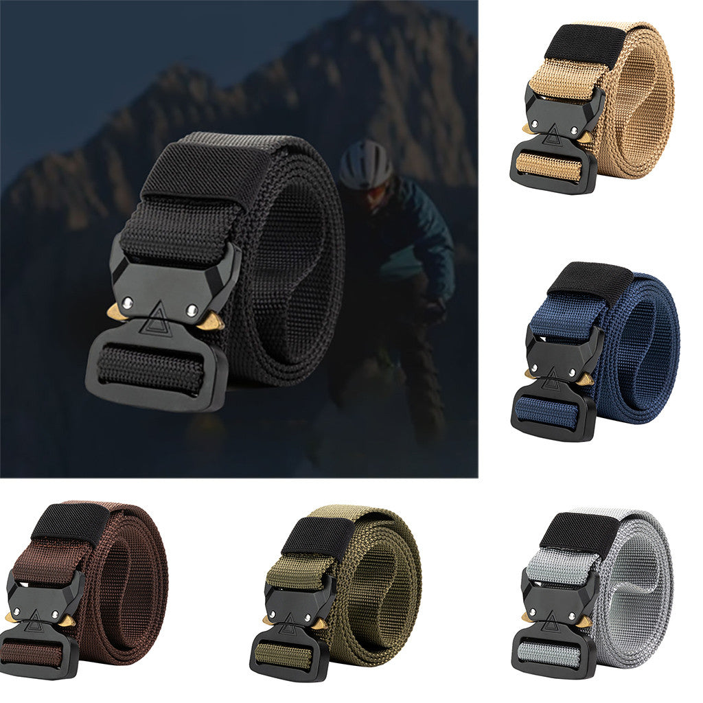FREE SHIPS FROM USA / NEW ARRIVAL UNISEX CLASSIC VINTAGE MILITARY TACTICAL BELT