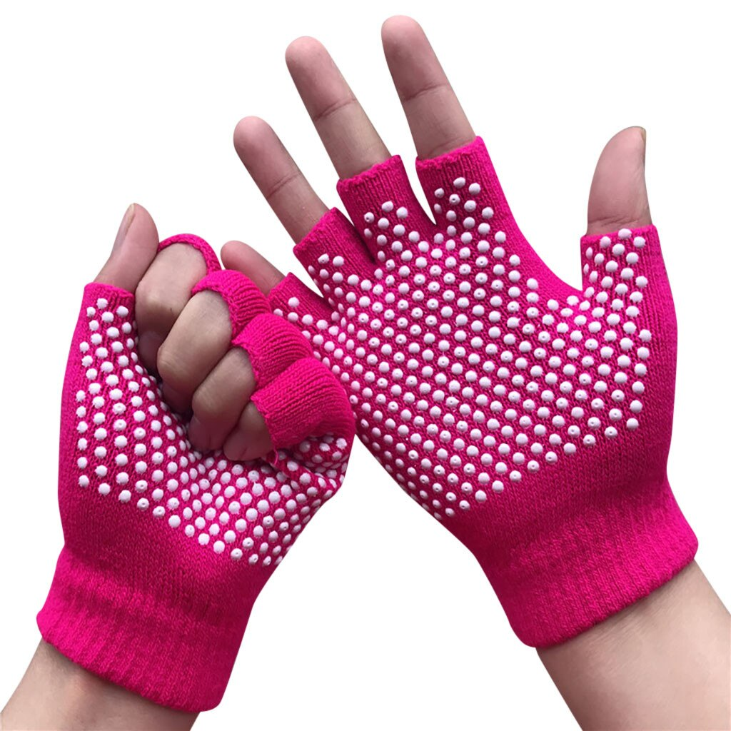 NEW ARRIVAL UNISEX TACTICAL ANTI SLIP / YOGA / SPORTS GLOVES