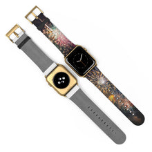 Load image into Gallery viewer, Fireworks Apple Watch Band - ARTISTICPX