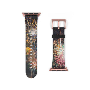 Fireworks Apple Watch Band - ARTISTICPX