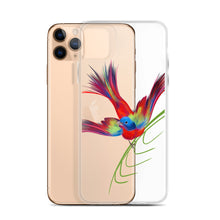 Load image into Gallery viewer, Painted Bunting iPhone Cellphone Case for Bird Lovers - Custom Artwork by ARTISTICPX