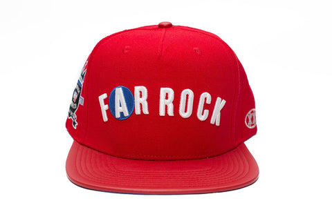 FAR ROCK RED