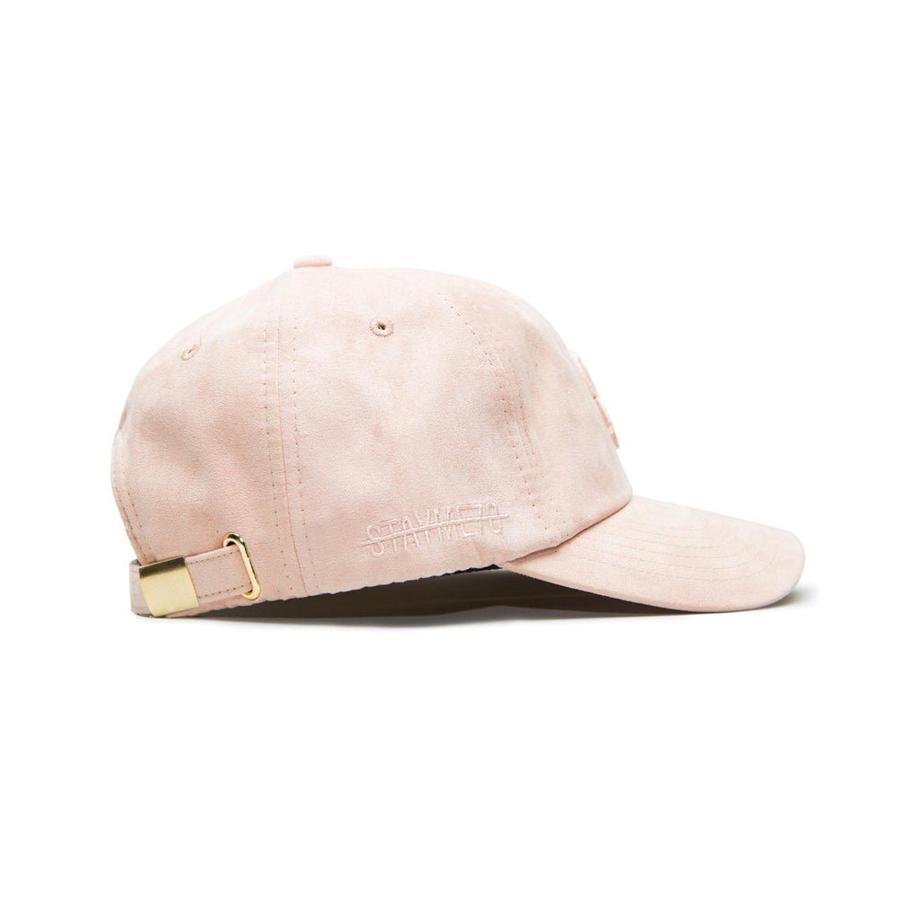 STAYMELO SUEDE PINK