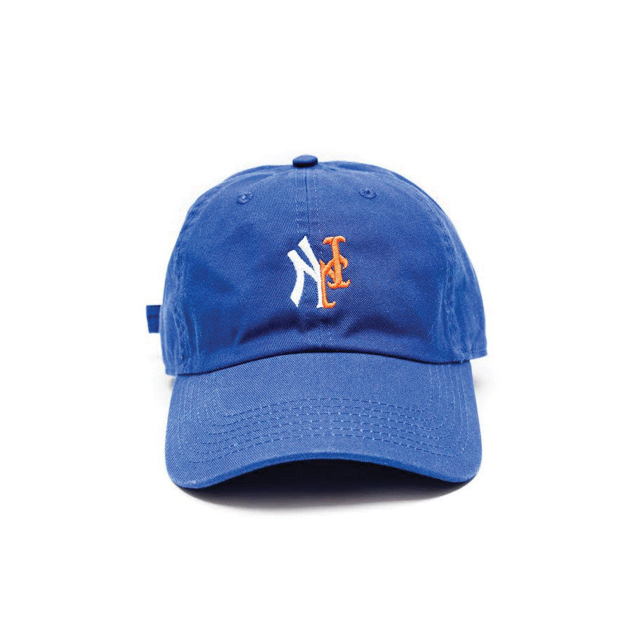 YANKMETS DAD CAP- ROYAL